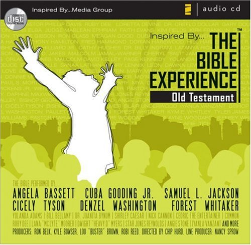 Download Inspired By ... The Bible Experience: Old Testament PDF