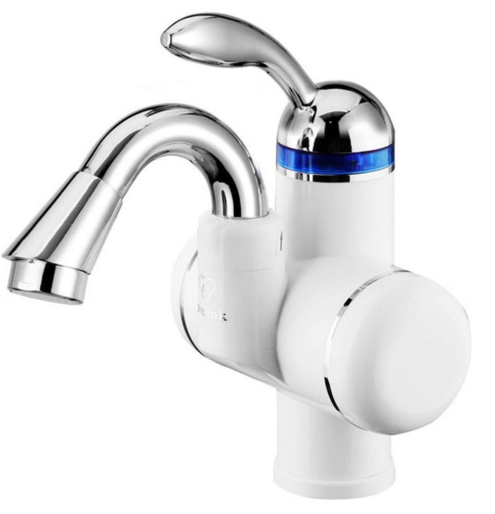 Wasserhahn Luxusverc Hromt Elektroheizung Wasserhahn Bad Bad Becken Heißen Und Kalten Dual-Use Schnelle Heizung Elektrische Heizung Wasserkocher
