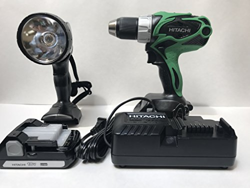 Hitachi DS18DSAL 18-Volt Li-ion 1/2-Inch Cordless Drill/Driver (bare tool - no battery, charger or case) 18v Li Ion Drill