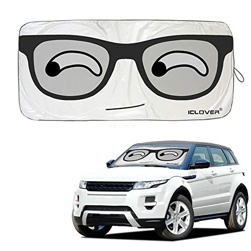 funny car shades for windshield - 2
