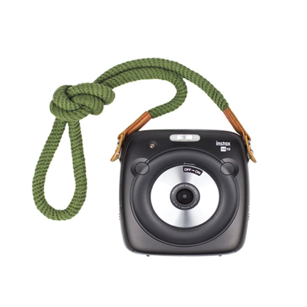 LXH Correa de mu/ñeca c/ámara digital Algod/ón suave hecho a mano para Leica Canon Nikon Fuji Olympus Lumix Sony