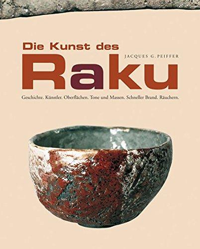 Die Kunst des Raku: Geschichte. Künstler. Oberflächen. Tone und Massen. Schneller Brand. Räuchern.
