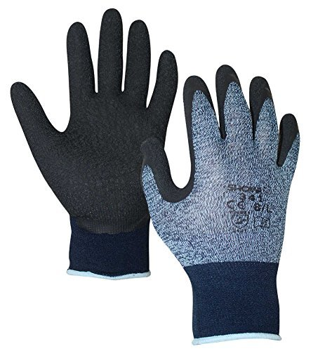 Showa 341 Advanced Grip Gloves Work Wear Safety Coated Breathable - Size 9 / XL by Showa