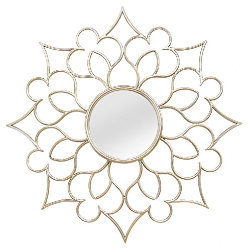 Stratton Home Decor SHD0145 Francesca Wall Mirror (Stratton Dresser)
