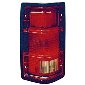Depo 333-1911R-US2 Dodge Dakota Passenger Side Replacement Taillight Unit