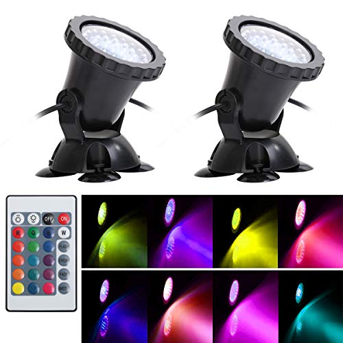 Low Voltage Led Fountain Lights in US - 2