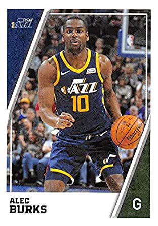 detailed look 5f0b7 c7a2f Amazon.com: 2018-19 Panini NBA Stickers Collection #398 Alec ...