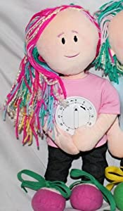 Woombie Time in Doll Baby Toy, Mummy Time from Woombie