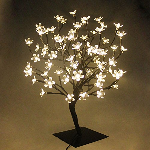 90er led baum 60cm hoch kirschbaum lichterbaum baum weihnachten warmwei eur 36 16 picclick de. Black Bedroom Furniture Sets. Home Design Ideas