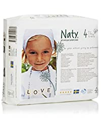 Nature Babycare Eco-Diapers, Size 4, 108 count BOBEBE Online Baby Store From New York to Miami and Los Angeles
