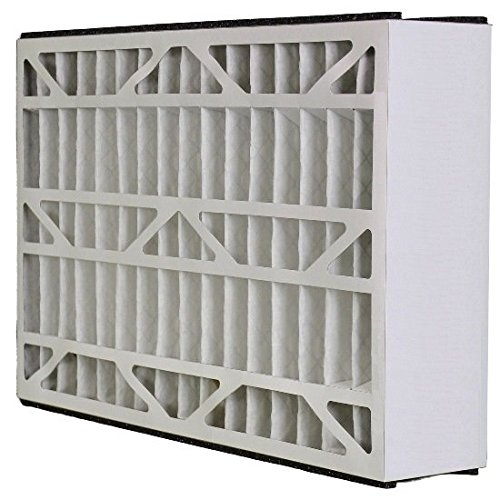 16x25x3 (15.75x24.25x3) MERV 11 Aftermarket Lennox Replacement Filter (2 Pack)