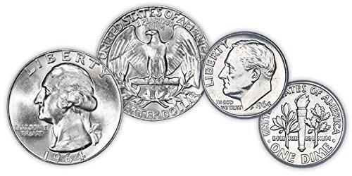 amazon com mixed pre 1965 us silver coins 1 00 face value