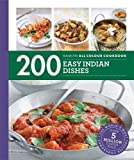 img - for 200 Easy Indian Dishes: Hamlyn All Colour Cookbook (Hamlyn All Colour Cookery) book / textbook / text book