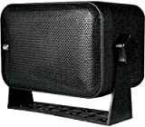 Poly-Planar MA-9060-B 6x9'' Box Speaker, Black, 100W,