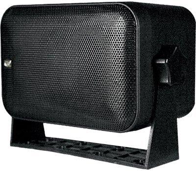 Poly-Planar MA-9060-B 6x9'' Box Speaker, Black, 100W, by Poly-Planar
