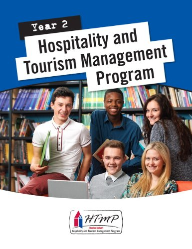 Hospitality & Tourism Management Program (HTMP)  Year 2 Student Textbook