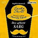 Der offene Sarg: Ein neuer Fall für Hercule Poirot Audiobook by Sophie Hannah, Agatha Christie Narrated by Wanja Mues