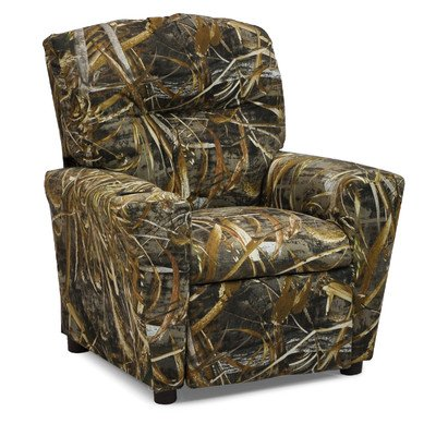 Kidz World Real Tree MAX-5 Camouflage Kids Recliner