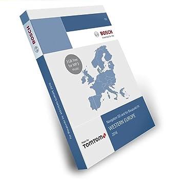 Navegación Tarjeta SD - Europa Occidental 2016 V8 sistema de mapas actualización VW RNS 310, SKODA Amundsen, asiento mediasystem 2.0: Amazon.es: Coche y ...