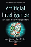 Artificial Intelligence: Advances in Research and Applications Front Cover