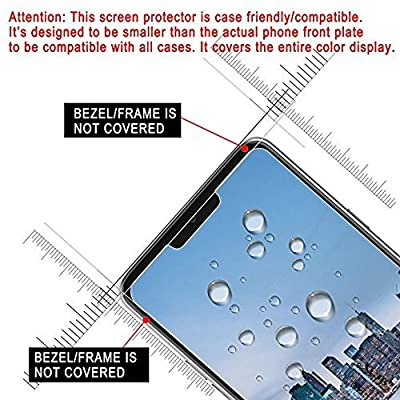 Screen Protector,3D Screen Coverage,[9H Hardness] [Anti-Scratch][No Bubbles] Tempered Glass Protector12.10