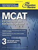 MCAT Psychology and Sociology Review: New for