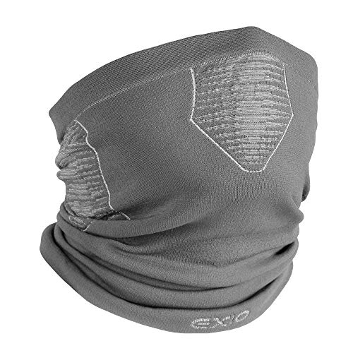 EXIO Face Clothing Neck Gaiter Mask - Lightweigh Breathable Sun,Wind,Dust Proof UPF 50+
