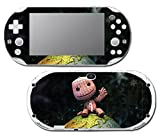 Little Big Planet 2 Sack boy Video Game Vinyl Decal Skin Sticker Cover for Sony Playstation Vita Slim 2000 Series System