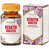 Reserveage - Keratin Booster with Biotin, for Healthy Hair, Nails, and Skin, 60 vegetarian capsules