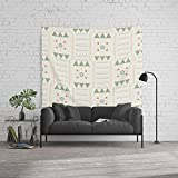 Society6 Wall Tapestry, Size Large: 88'' x 104'', Southwest by jbmooredraws