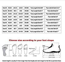 Yipianyun Tacco Alto Stivali con Solida di Colore Spessore