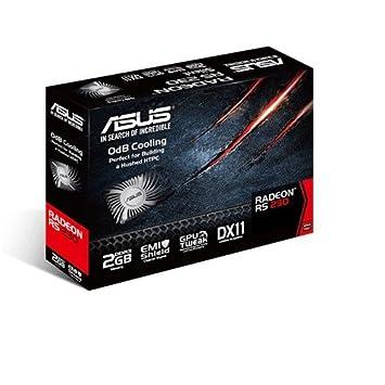 ASUS R5230-SL-2GD3-L - Tarjeta gráfica (Radeon R5 230, 2 GB ...
