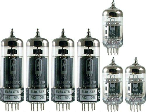 Vacuum Tube Set for Vox AC30, Tube Amp Doctor brand tubes