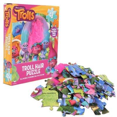 Review Dreamworks Trolls 48-piece Puzzle