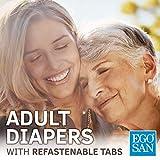 EGOSAN Maxi Incontinence Disposable Adult Diaper
