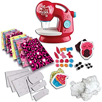 Amazon Sew Cool Machine Toys Games Impressive Best Sewing Machine For Plush Toys