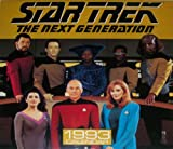 Calendar 1993 (star trek next Generation ), Paramount, 0671780719