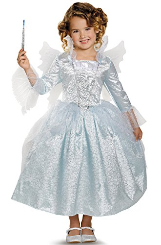 Disguise Fairy Godmother Movie Deluxe Costume, Large (10-12)