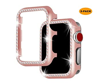 WooMax - Carcasa Protectora para Apple Iwatch Series 4 ...