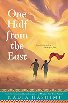 One Half from the East by [Hashimi, Nadia]