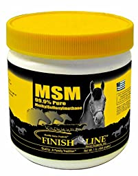 Finish Line Horse Products Msm (1-Pounds)