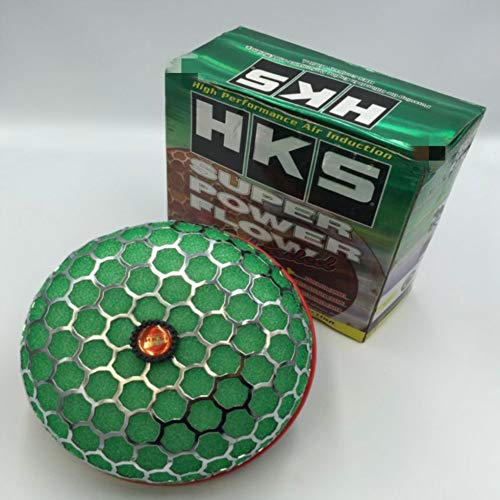 Reloaded Air - Ochoos High HKS Super Power Air Filter Flow 100mm Intake Reloaded Cleaner Universal
