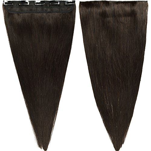 s noilite Piece Clips Extensions Straight product image