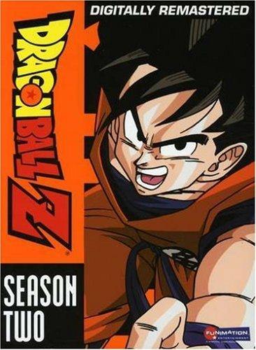 DragonBall Z: Season Two [REGION 1] [NTSC] [DVD] [US Import] (Dbz Tv Online)