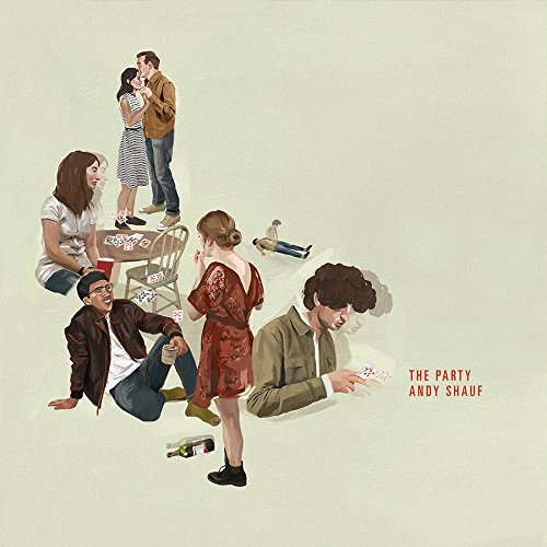 Vinilo : Andy Shauf - The Party (Digital Download Card)