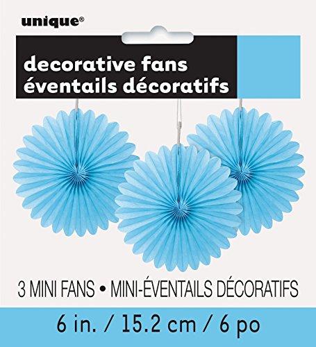 Mini Light Tissue Paper Decorations