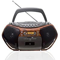 QFX J-36U Radio Cassette with CD/USB/SD (Discontinued by Manufacturer)