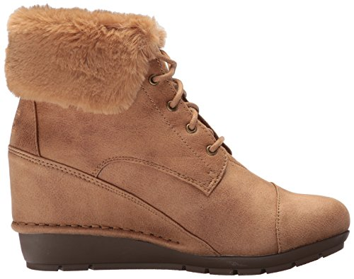 Dust Ankle Chestnut Women's Boot Peaks BOBS Skechers from High Flurry RxwnPY0BqC