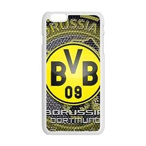 BVB Borussia Dortmund Football Club Cell Phone Case for Iphone 6 Plus