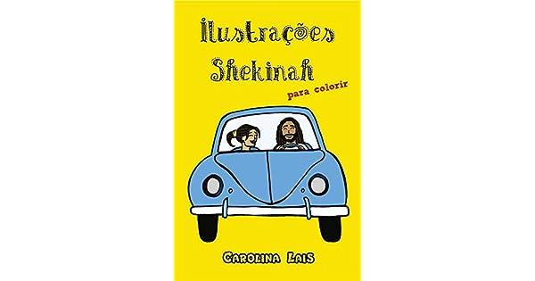 Ilustracoes Shekinah Para Colorir 9788541114677 Livros Na